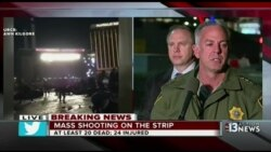 Massacre em Las Vegas: Mais de 50 mortos e mais de 400 feridos