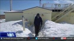 Jeta në observatorin më të skajshëm verior të Amerikës