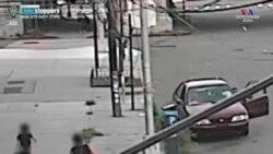 Նյու Յորքի ոստիկանության հրապարակած տեսանյոթում երևում է, թե ինչպես է մայրը փրկում հինգ տարեկան երեխային, որին փորձում են առևանգել