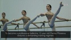 Russian Ballet Dancers Battle Brutal Training, Gender Stereotyping for Success