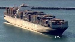 US West Coast Ports Busy, Struggling With Backlog
