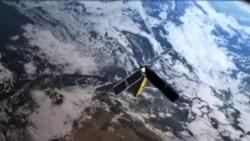 小卫星可以预测气象