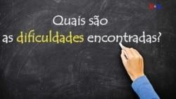 Paullo Macongo - dificuldades estudantes angolanos em São Paulo