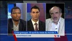 Washington Forum du jeudi 9 juillet 2015 : la crise grecque et le reste du monde