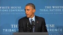 """Obama: """"Nos nos vamos a rendir"""""""