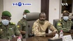 VOA AFIRKA: An Hambarar Da Shugaban Gwamnatin Rikon Kwarya Da Firai Ministansa A Mali