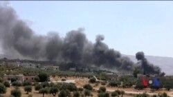 Білий Дім застерігає Ассада від використання хімічної зброї в атаці на провінцію Ідліб. Відео