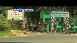 VOA60 AFIRKA: Sojoji A Kasar Burundi Sun Yiwa Gidan Radiyon Kasar, Mayu 13, 2015