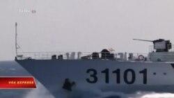 Truyền hình VOA 28/9/19: Vụ Bãi Tư Chính: Tàu Trung Quốc 'cố ý' để lộ diện