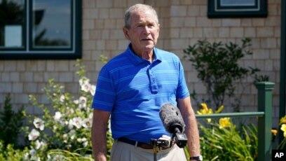 Mantan Presiden AS George W. Bush (foto: dok).