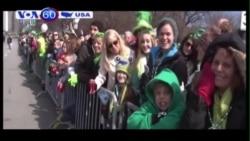 Mỹ đón mừng ngày lễ Thánh Patrick
