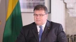 Прайм-Тайм: Лінас Лінкявічюс міністр закордонних справ Литви. Відео