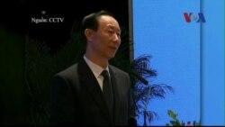 Trung Quốc tuyên bố không theo đuổi bá quyền trong khu vực