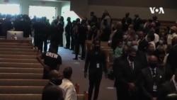 乔治·弗洛伊德葬礼于休斯顿举行
