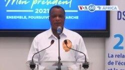 Manchetes africanas 24 Março: Denis Sassou Nguesso reeleito no Congo - está no poder há 36 anos