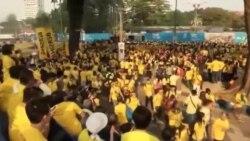 هزاران نفر در مالزی خواستار استعفای نخست وزیر شدند