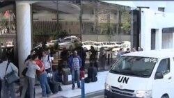 聯合國的敘利亞觀察使命將在星期日結束