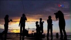 Thanh niên thế giới ghi lại khoảnh khắc cuộc sống bằng nhiếp ảnh