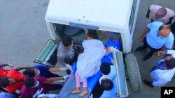 مجروحان پس از یک حمله هوایی در تیگرای - ۲۳ ژوئن