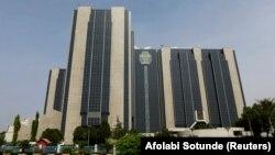 Siège de la Banque centrale du Nigeria à Abuja, le 22 novembre 2020.