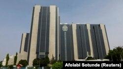 Le siège de la Banque centrale du Nigeria à Abuja, au Nigeria, le 22 novembre 2020.