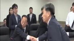 兩韓舉行高層會談