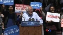 သမၼတေလာင္း ထပ္ၿပိဳင္မယ့္ Bernie Sanders