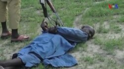 Boko Haramın cinayətləri yeni videolarda