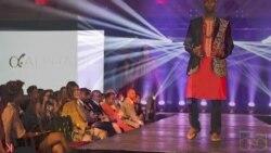 Collection du styliste Alphadi, à la Black Expo Design à Montréal (vidéo)