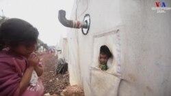 Սիրիական ճամբարներում կորոնավիրուսի տարածումը կանխելու միջոցներ չկան