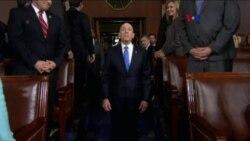 Trump ofrece su primer discurso ante el Congreso de EE.UU.