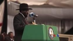 南蘇丹總統命名28個新的州
