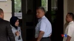 2014-04-02 美國之音視頻新聞: 馬來西亞警察總監稱要長時間調查失蹤客機