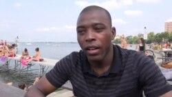 Ousmane Kabre, étudiant, explique le cout élevé des études aux Etats-Unis