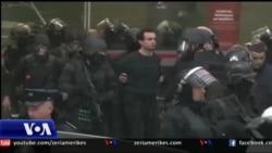 Arrestohet Albin Kurti