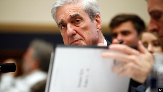 ish-prokurori i posaçëm Robert Mueller hetoi ndërhyrjen ruse në zgjedhjet amerikane