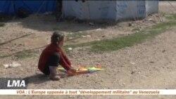 Déplacement massif de familles de combattants du groupe EI vers les camps