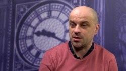 """""""Дехто на Заході вважає, що Україна винна у тому, що сталося на Донбасі, але війну нам нав'язали""""."""