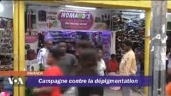 Campagne contre la depigmentation