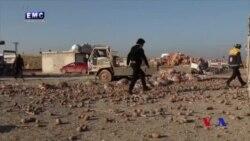 疑似俄羅斯空襲在敘利亞炸死至少15人