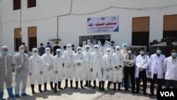 دا واکسین د ملګرو ملتونو د پروګرام پر اساس یمن ته ورکړل شوی.