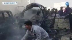 El Bab'da Bomba Yüklü Araçla Saldırı: En Az 10 Ölü