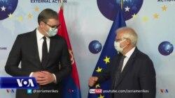 Borrell: Me 11 maj presim vazhdimin e bisedimeve Kosovë – Serbi