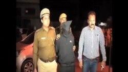 印度的士司機涉嫌強姦案被捕