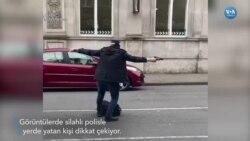 Londra'daki Saldırıdan Yeni Görüntüler