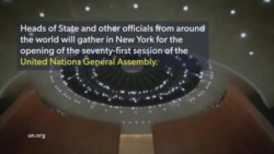 Top U.S. Priorities for the UN General Assembly