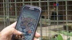 Revolucionaria app en zoológico de Berlín