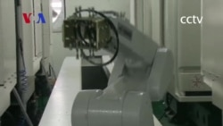 Robots Take Over Major Industrial Base in Dongguan, China