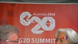 2014-11-13 美國之音視頻新聞: 澳洲迎接20國峰會