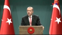 Türkiye'de Üç Ay Olağanüstü Hal İlan Edildi
